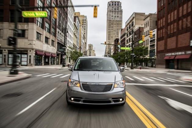 2015 Chrysler Town & Country Best Family Hauler