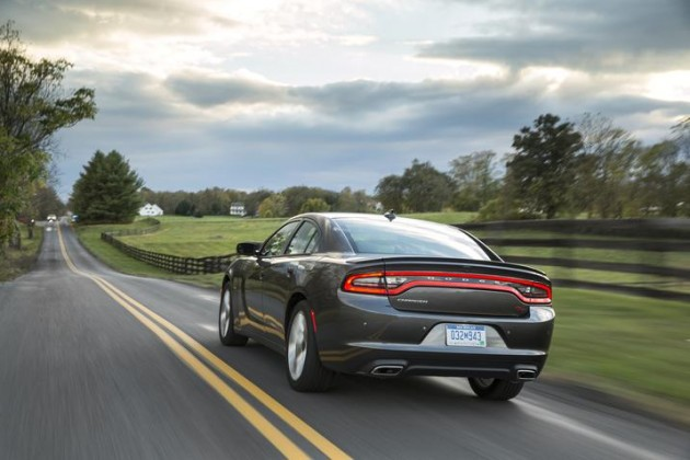 2015 dodge charger 2015 MotorWeek Drivers' Choice Awards