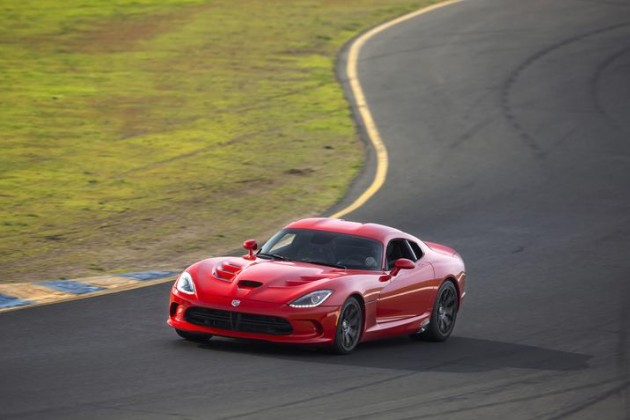 Dodge Viper Documentary | 2015 Dodge Viper SRT
