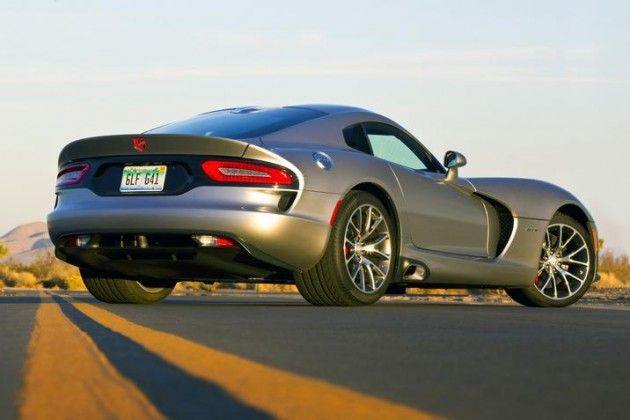 Dodge Viper Documentary | 2015 Dodge Viper SRT GTS