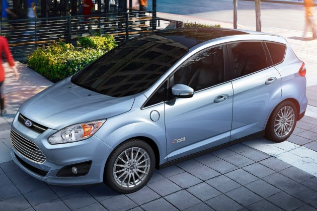 2015 Ford C-MAX Energi Hybrid Wagon