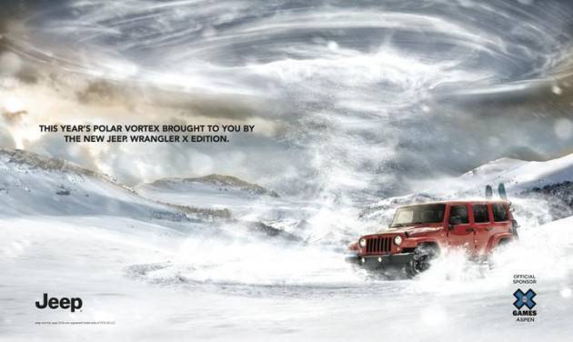 Jeep Sponsors ESPN's X Games Aspen 2015