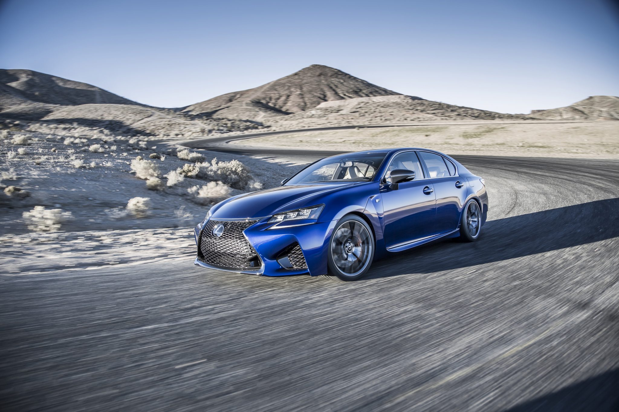2016 lexus gs f debuts in detroit the news wheel. Black Bedroom Furniture Sets. Home Design Ideas