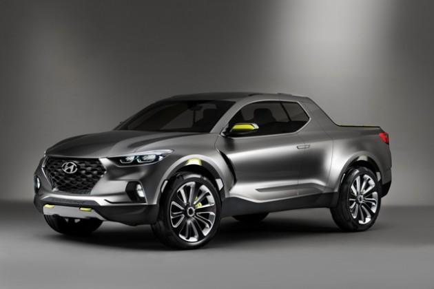 Hyundai Santa Cruz Crossover_Truck_Concept