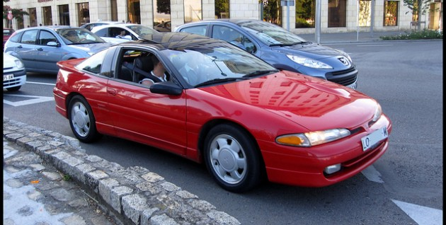 1st Generation Mitsubishi Eclipse