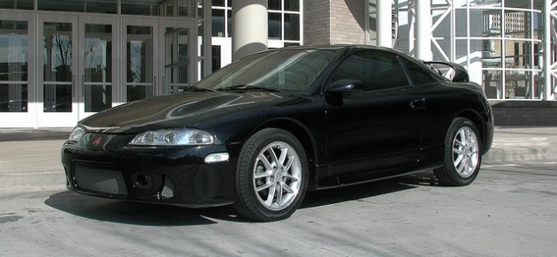 2nd Generation Mitsubishi Eclipse