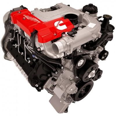 2016 Nissan Titan XD Cummins 5.0L V8 Turbo Diesel