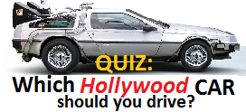which famous car are you