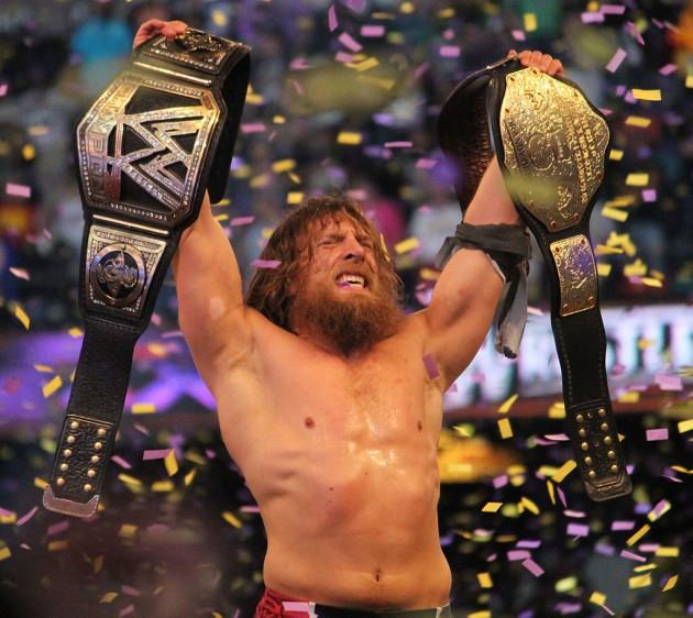 Daniel Bryan Wins