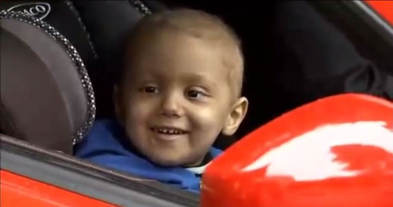 dream drives gives sick kids rides in fancy cars the news wheel