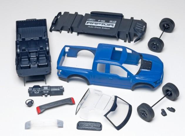 Revell F-150 Raptor Model Kits