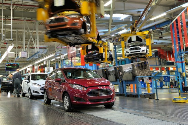 Ford Europe Increases Production