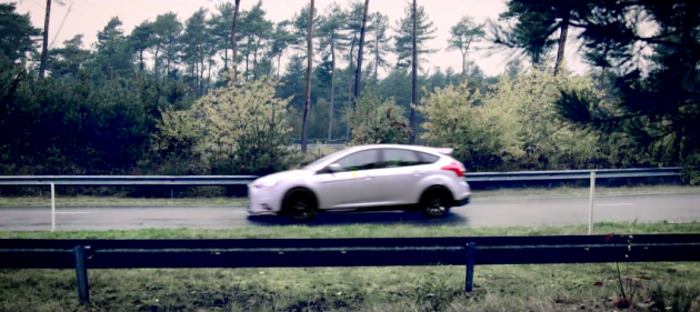 Ford Focus RS is Coming February
