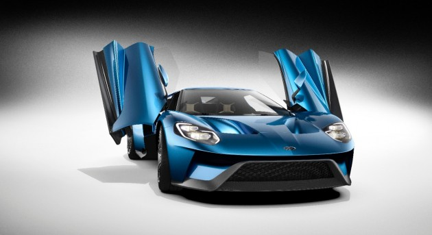 Ford GT Wins Award
