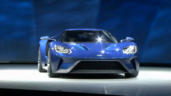 Image Result For Ford Gt Liquid Blue