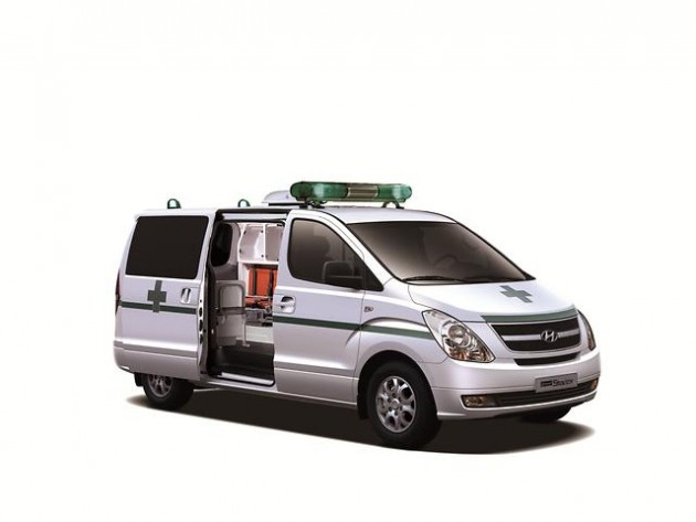 Hyundai's Van Donation Ebola West Africa Charity Medical