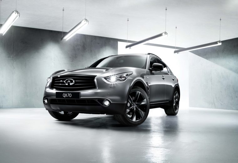 Infiniti QX70S Design edition