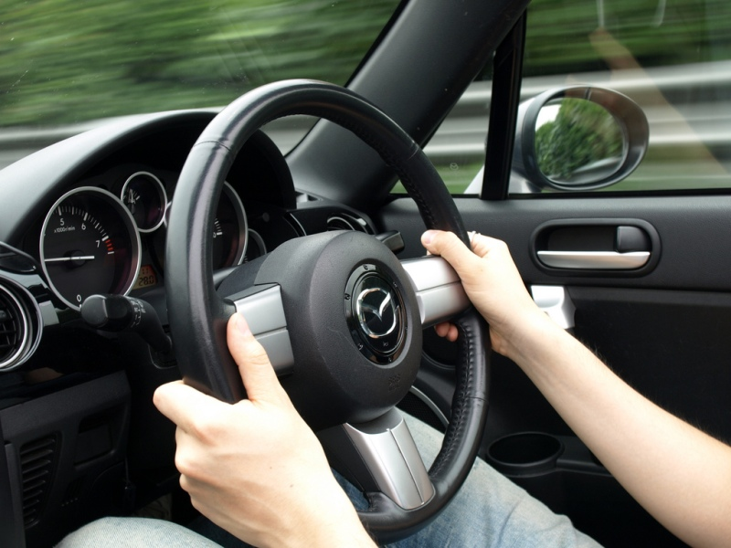 Two Wheel Motorsports >> Researchers Discover Why Drivers Jerk Steering Wheels Inexplicably - The News Wheel