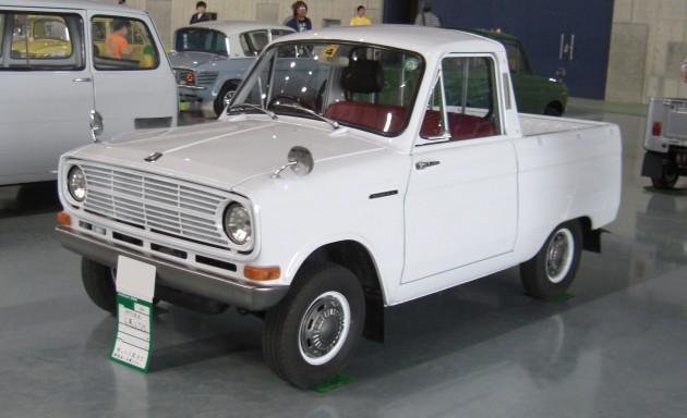 Mitsubishi Minica Truck