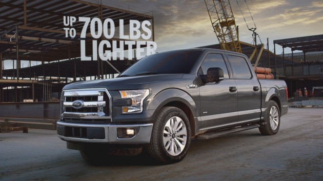 2015 F-150 Commercials
