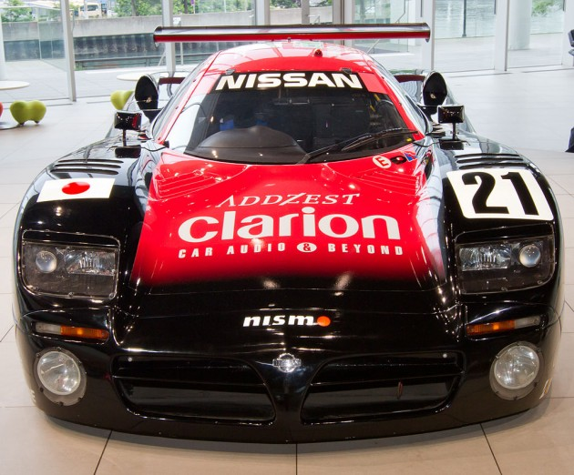 1997 Nissan R390 GT1 Race Car