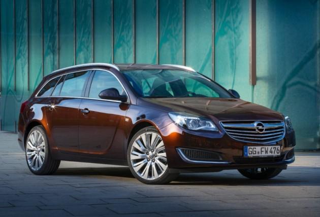 Opel Insignia Sports Tourer (4)
