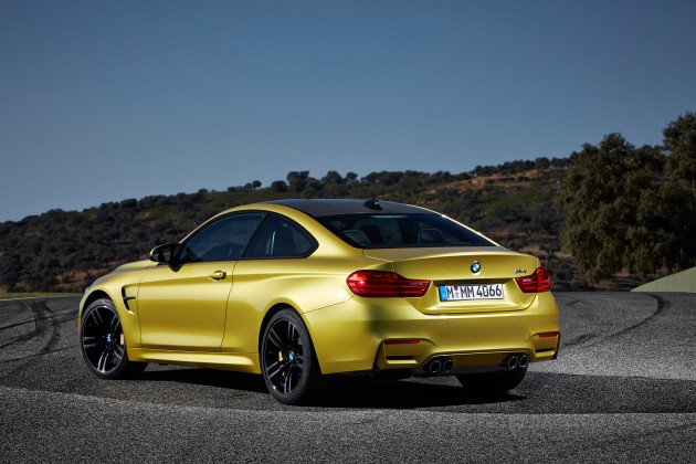 BMW M4 Coupe Pacer