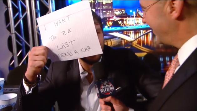 Alex Ovechkin reveals his desire for a 2015 Accord