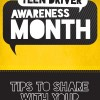 teen driver awareness month infographic preview