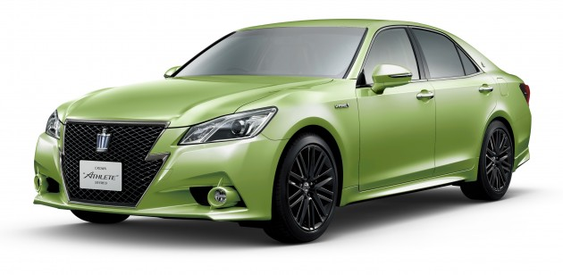 Toyota Crown 60th anniversary