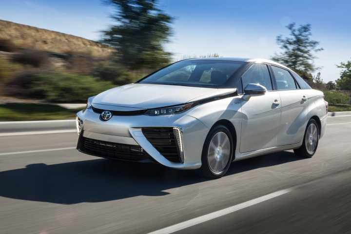 Toyota Named to 50 Most Innovative Companies List