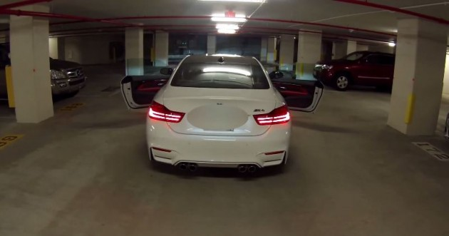 Valet Video Review of Customer's M4