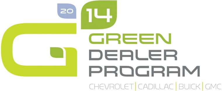 GM's Green Dealer Recognition program certifies eco-friendly dealerships