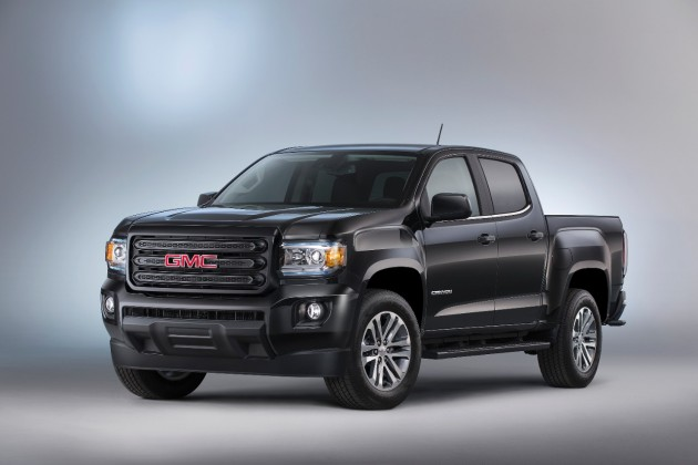 2015 Canyon Nightfall Edition