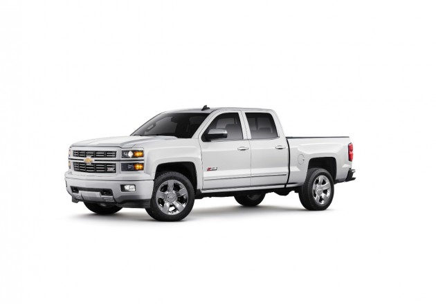 2015 Silverado Custom Sport Package Recalls Classic Chevy Pickup