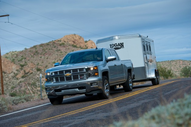 PickupTrucks.com Light-Duty Challenge Won by Chevy Silverado