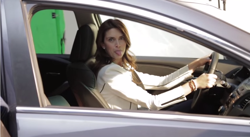 Who is the Woman Singing in the Acura Car Commercial ...