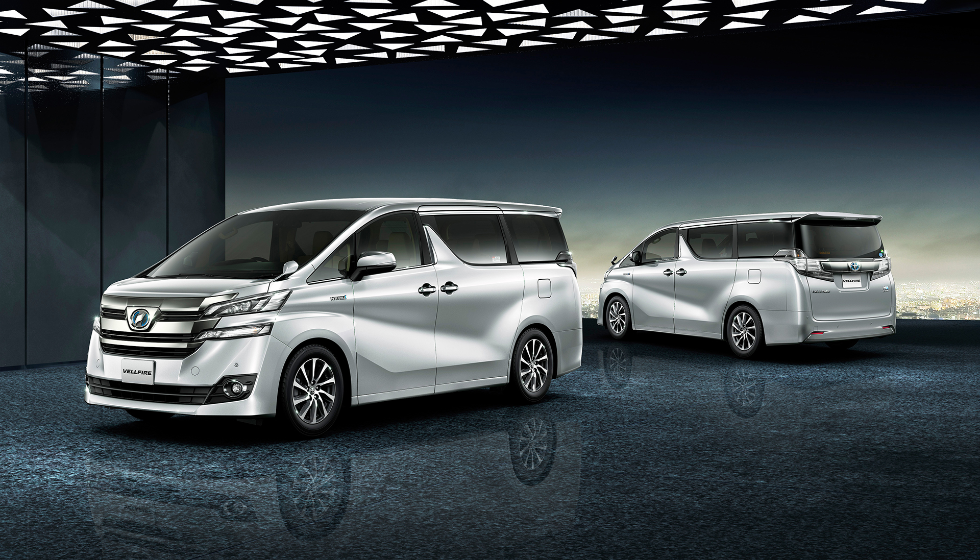 Toyota Releases Two Boxy Japanese Minivans That Are