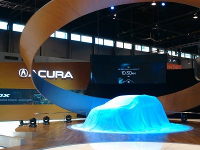 2016 Acura RDX at Chicago Auto Show