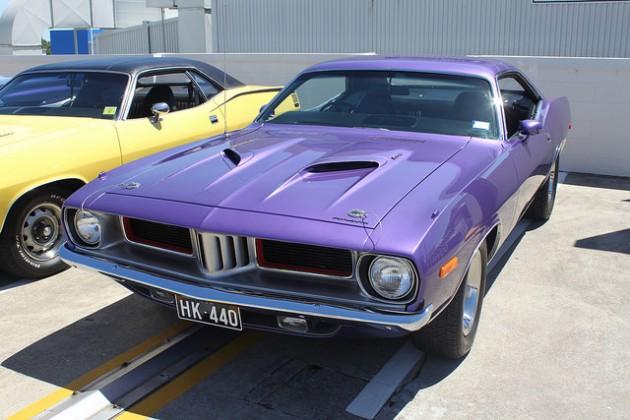 1972 Plymouth 'Cuda 440