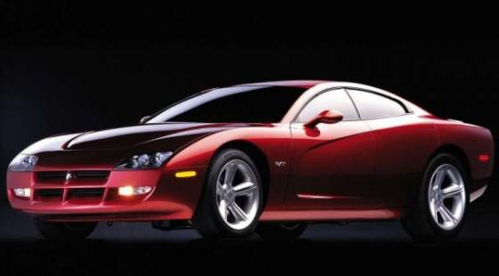 1999 Dodge Charger concept used to create leaked 2017 Dodge Charger photo