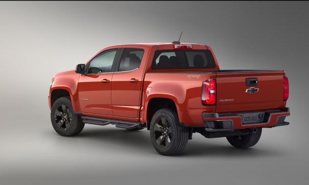 2015 Chevy Colorado GearOn Edition