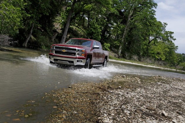 2015 Chevrolet Silverado LTZ Z71 on location