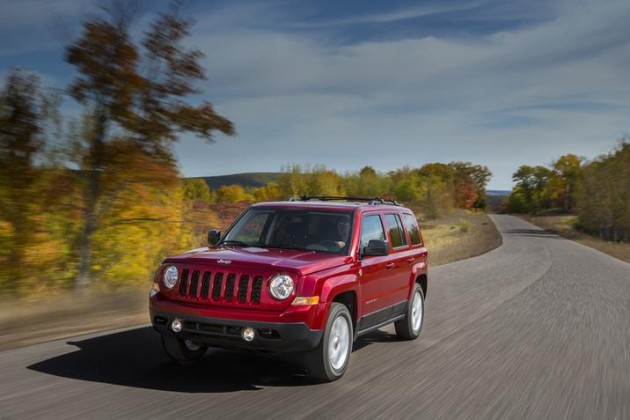 2015 Jeep Patriot | 5-Year Cost to Own Awards