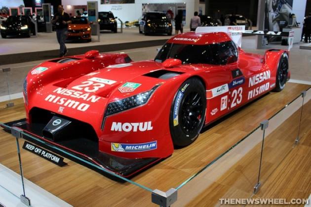 2015 Nissan GTR LM NISMO