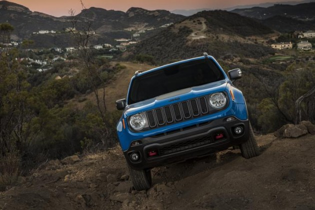 2015 Jeep Renegade is Northwest Outdoor Activity Vehicle of the Year at 21st Annual Mudfest