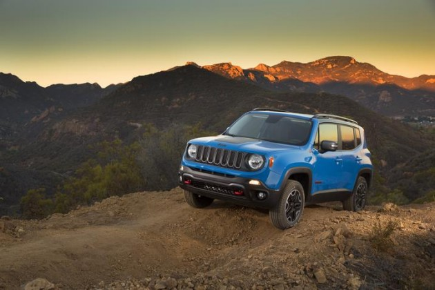 2015 Jeep Renegade Fuel Economy