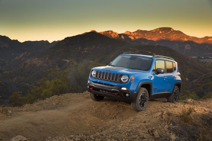2015 Jeep Renegade #RenegadeLifeContest