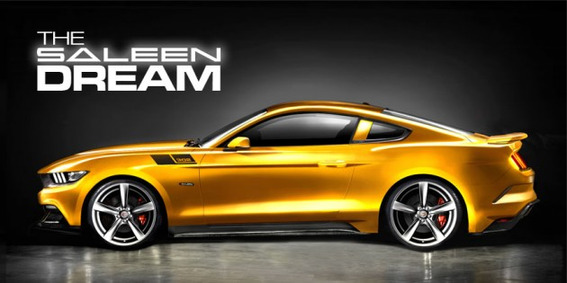 2015 S302 Black Label Mustang