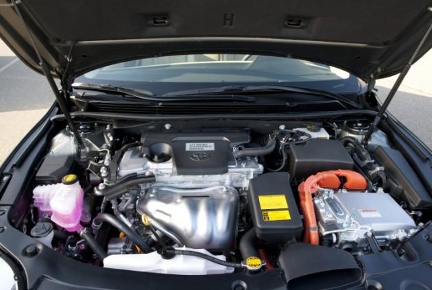 2015 Toyota Avalon Hybrid Overview